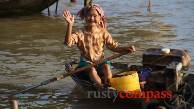 A Mekong welcome