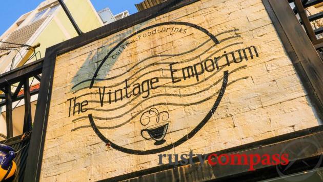 Vintage Emporium, Saigon