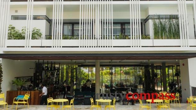 Viroth's Hotel, Siem Reap - the newer hotel that opened in 2015