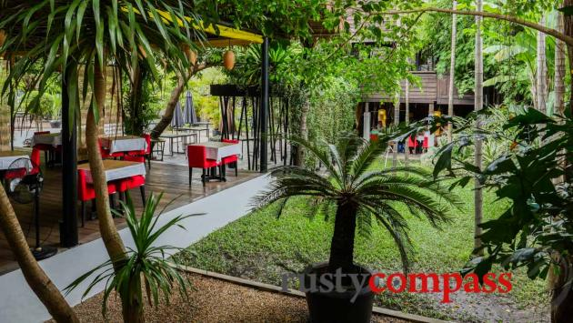 Viroth's Restaurant, Siem Reap