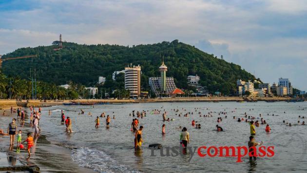 Front Beach Vung Tau