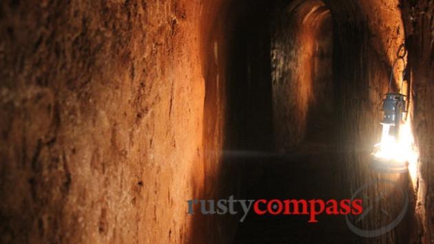 Long Phuoc Tunnels