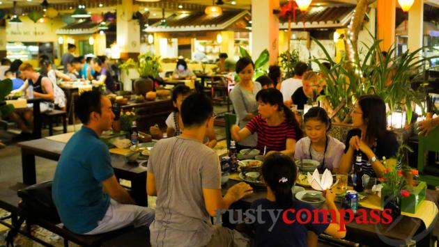 Vy's Market Restaurant, Hoi An