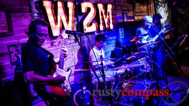 Whiskey Mystics and Men - W2M, West Lake, Hanoi