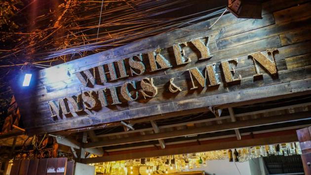 Whiskey Mystics and Men - W2M Bar Hanoi West Lake