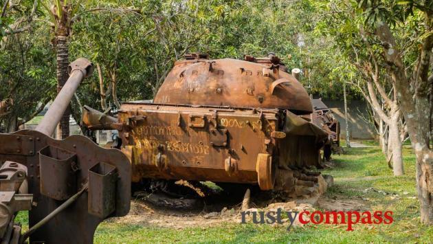 War Museum Cambodia, Siem Reap