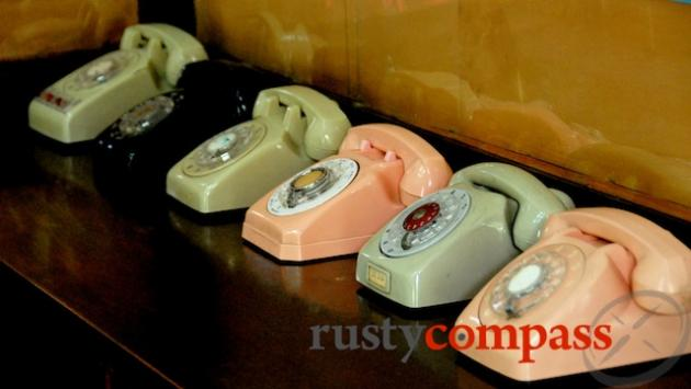 Presidential telephone, Reunification Palace