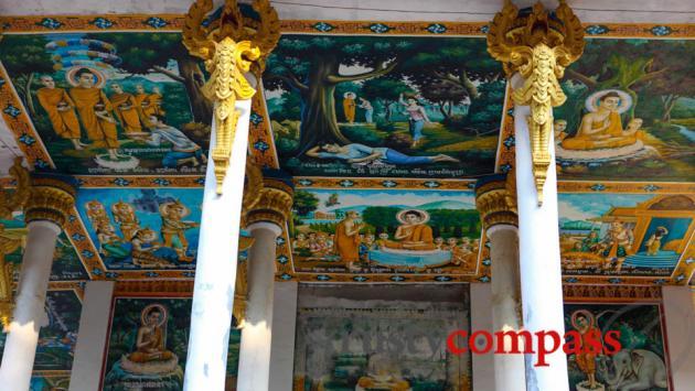 Wat Ek Phnom, Battambang