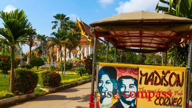 Wats of downtown Battambang.