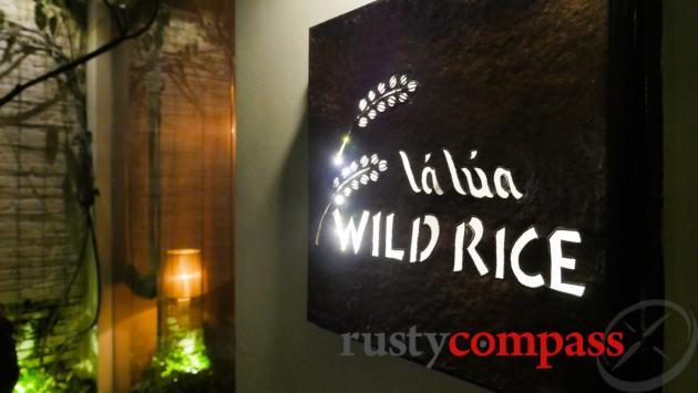 Wild Rice Restaurant, Hanoi