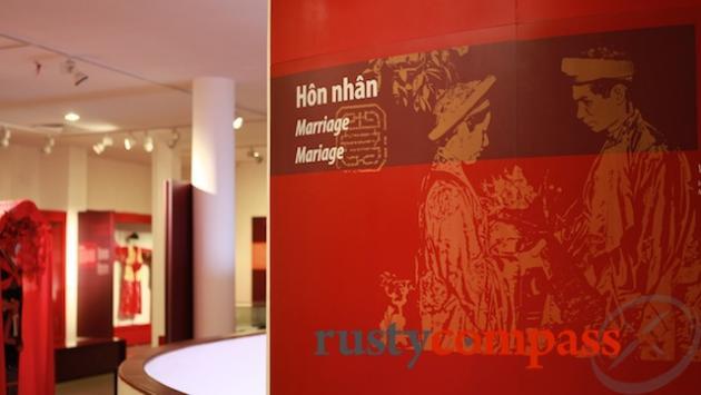 Marriage exhibit