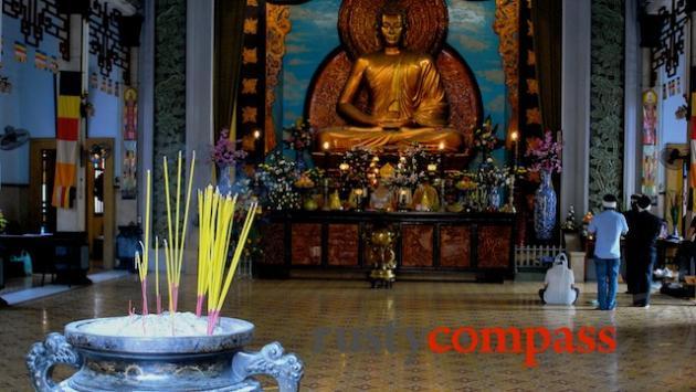 Xa Loi Pagoda, Saigon