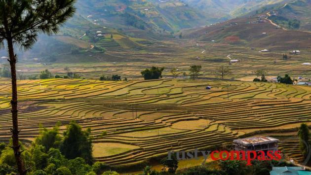 Route 32, Yen Bai Province, VIetnam