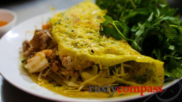 Banh Xeo - Yen's Restaurant, Nha Trang