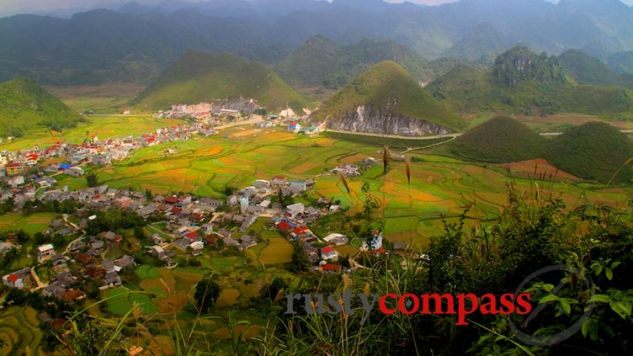 Ha Giang in Vietnam's far north was my next destination....