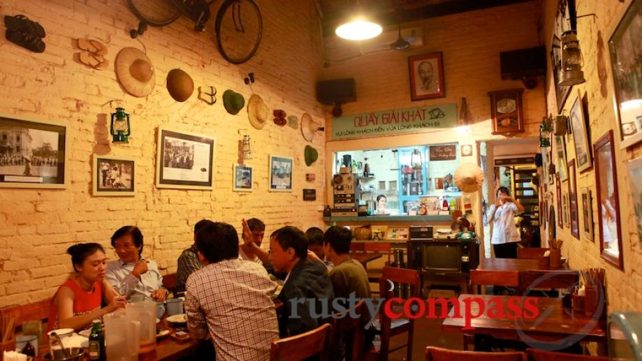 Mau Dich 37, a new Hanoi restaurant, was one of...