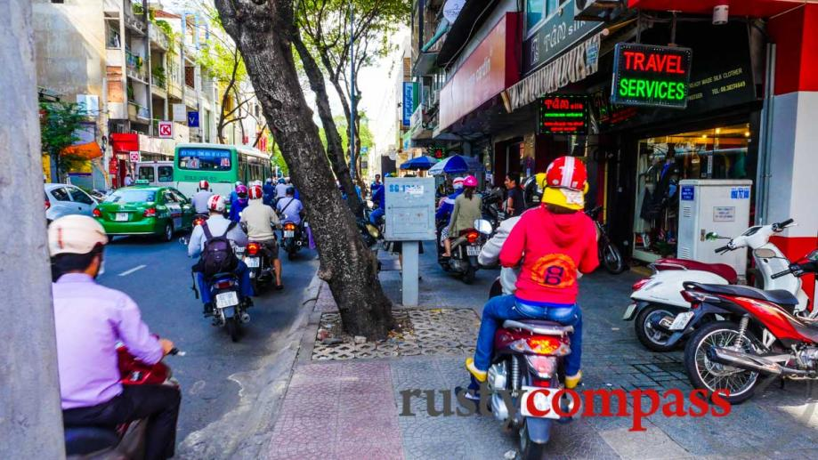 Saigon's traffic seems to get worse by the day. New...