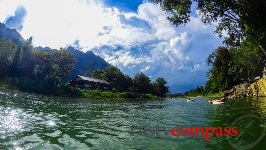 Vang Vieng's tubing scene has been wound right back -...