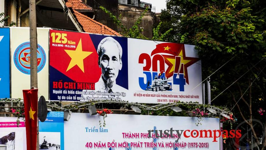 125 years since the birth of Ho Chi Minh -...