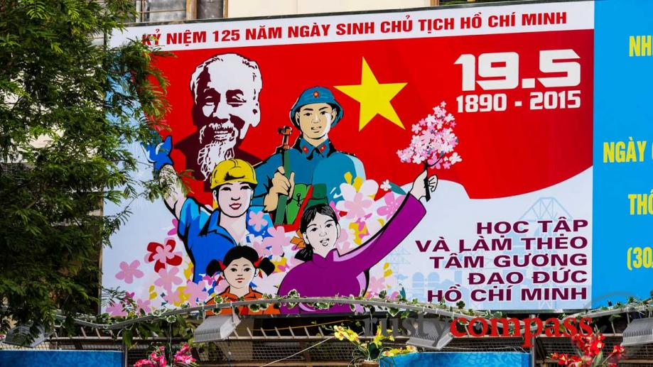 The next big day in the Vietnam Communist Party calendar...
