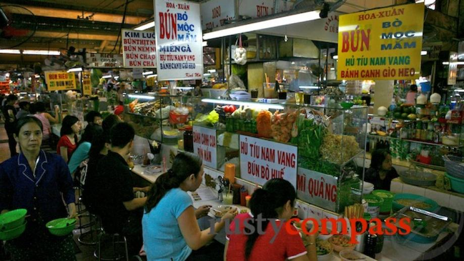 Ben Thanh Market is also a great place to grab...