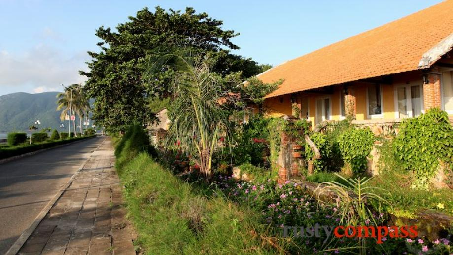 The ATC Villas have been on Con Dao since the 1990s....