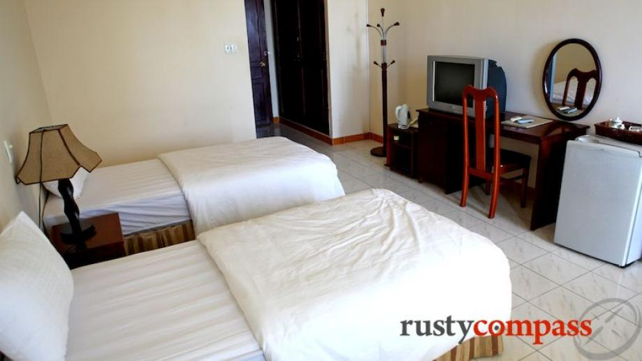 Con Dao Resort - rooms like this are around 55USD