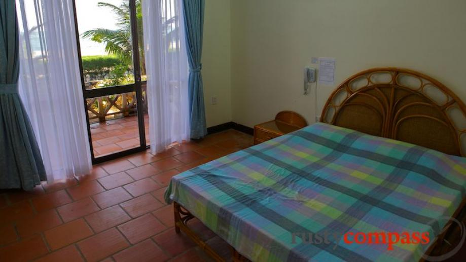 ATC Villas Con Dao Island. The standard room. More than adequate for...