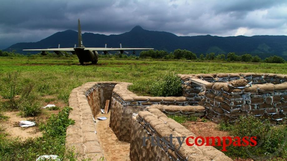 Khe Sanh is being rebuilt for tourists