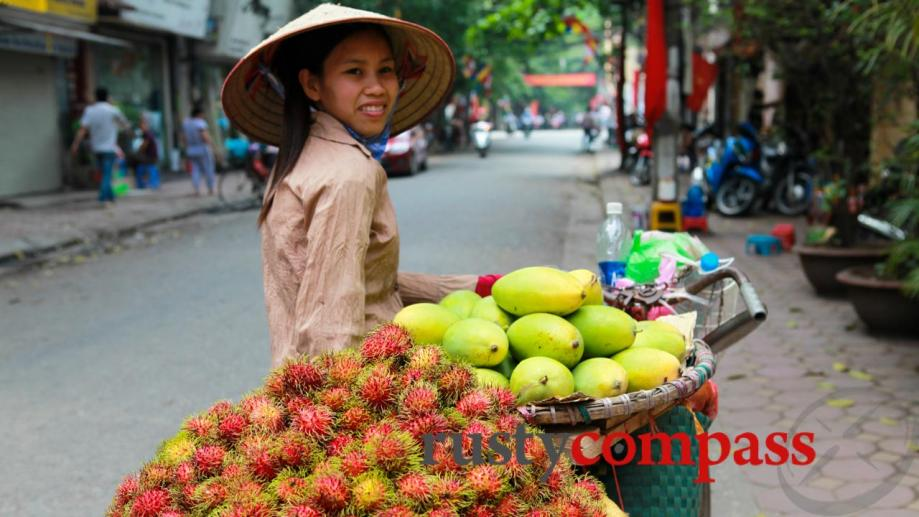 Hanoi's street life may be the most captivating and photogenic...