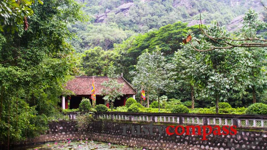 Ninh Binh province is 100kms from Hanoi and is home...
