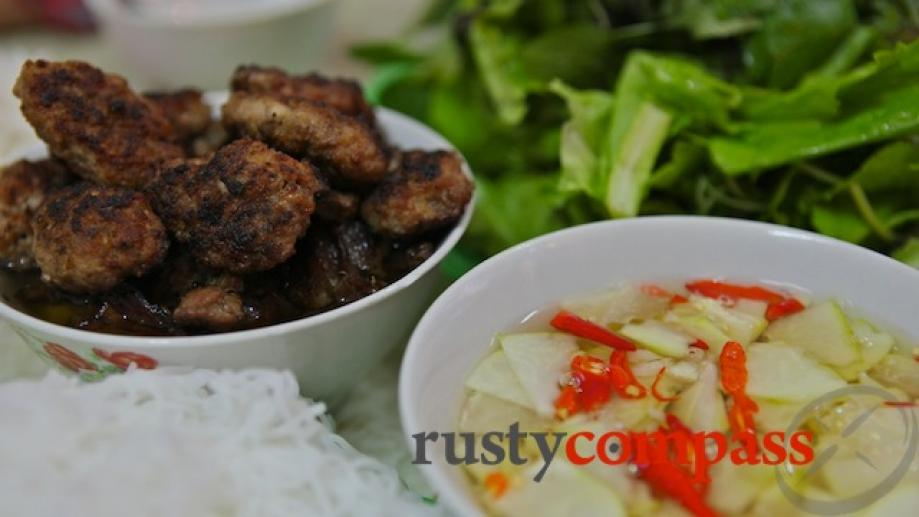 Food will be a big part of your Hanoi stay....