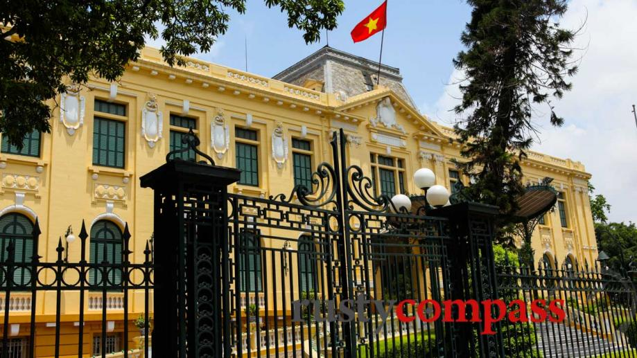 Hanoi's French colonial heritage marks it out as one of...