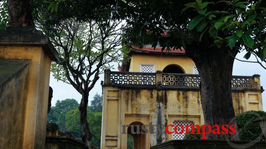 Hanoi Citadel is the city's newest World Heriatge site and...