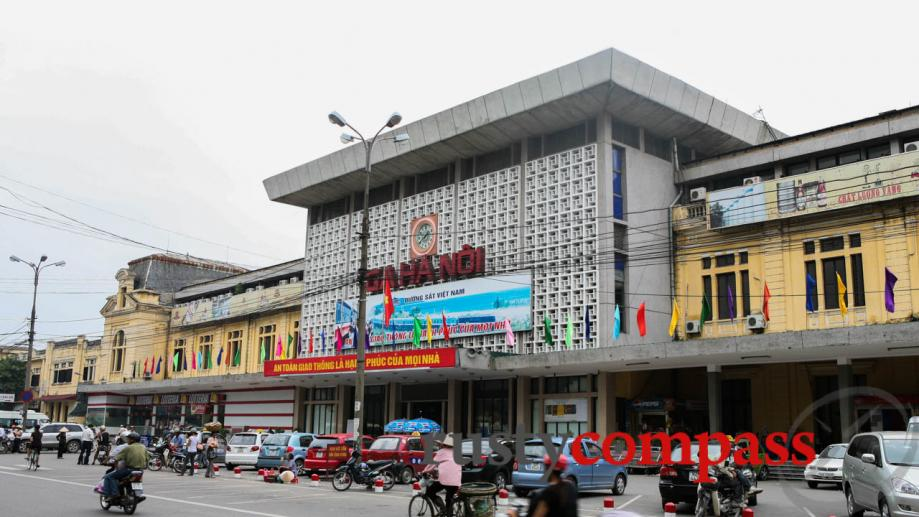 Hanoi's major architectural landmarks mostly survived US bombing without incurring...