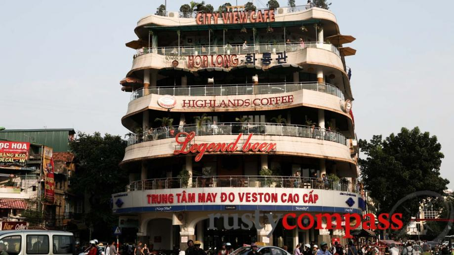 This is one of the first major Hanoi buildings to...
