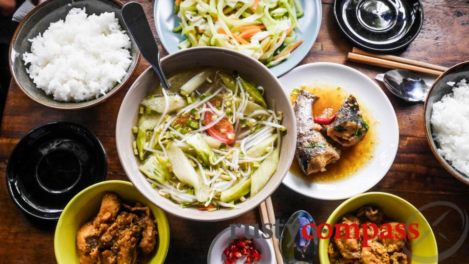 Saigon's food scene is buzzing with delicious local and international...