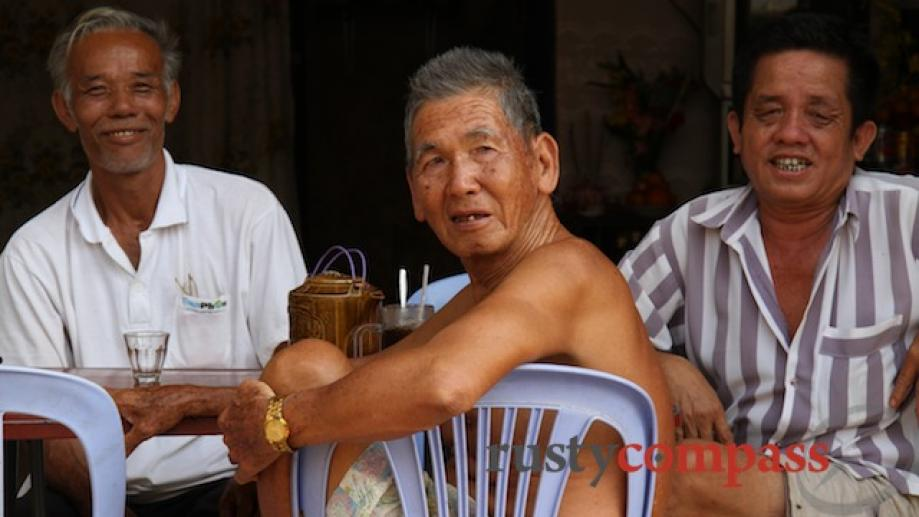 Kampot's Vienamese community celebrates Tet - the Chinese  and...