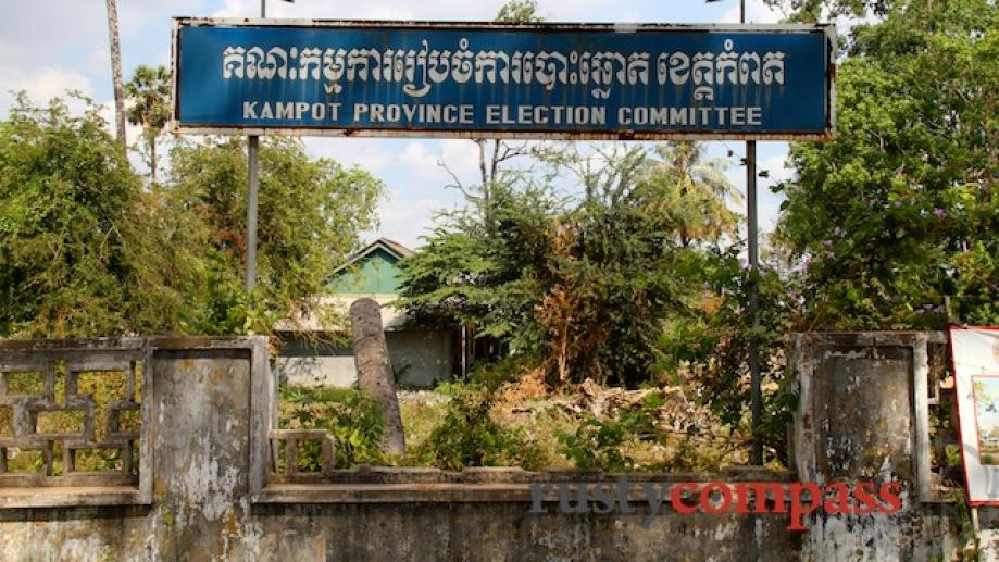 Given Hun Sen's stranglehold on power in Cambodia, the state...