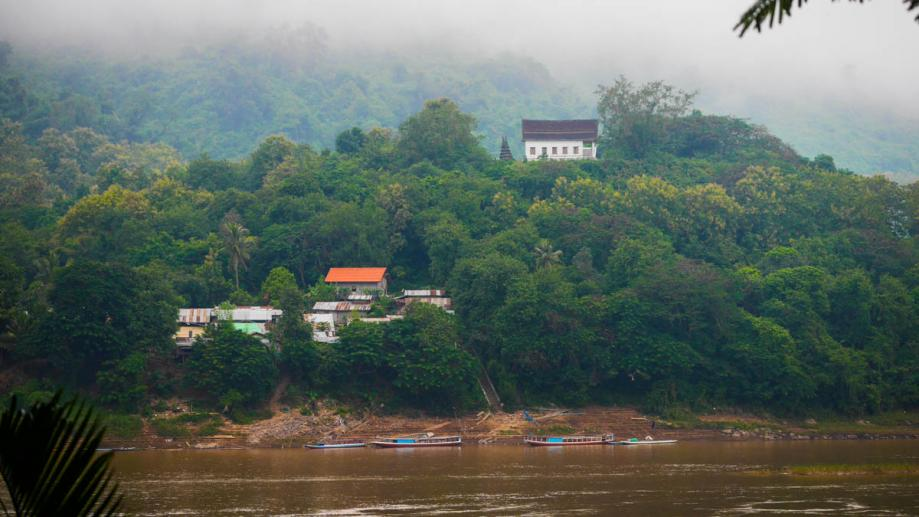 Misty Mekong Morning, Luang Prabang