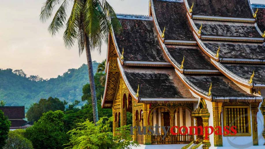 The old royal capital of Luang Prabang is a delight....