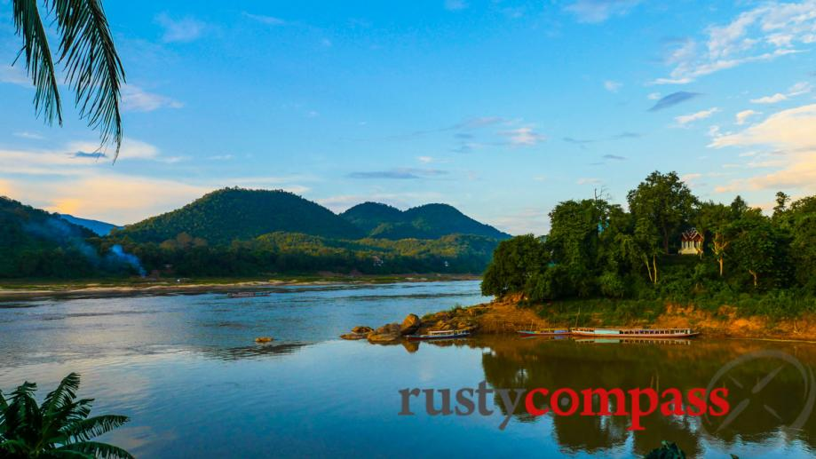 The Mekong River, Luang Prabang