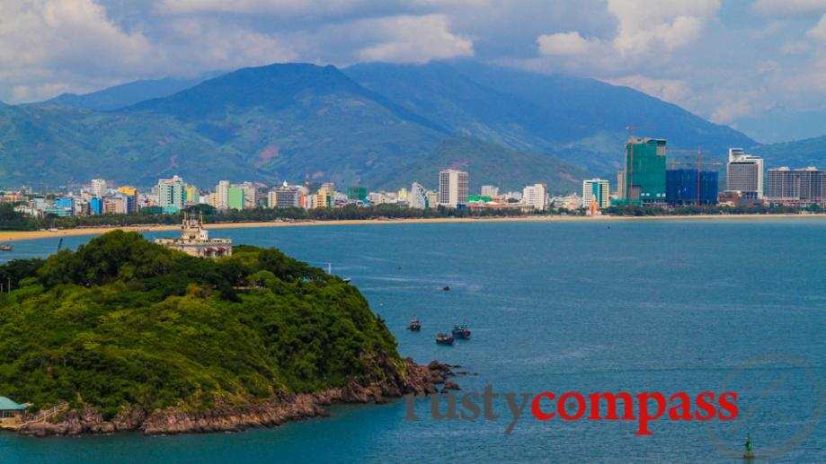 Nha Trang is Vietnam's most popular beach resort. It's also...