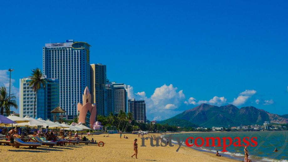 Nature's been very very kind to Nha Trang. The bay,...