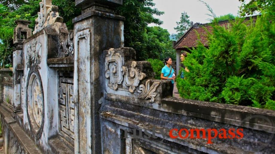 Hoa Lu was the 10th century capital of Vietnam's Dinh and...