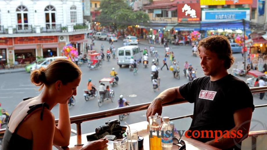 Legends' Beer in Hanoi is a great place to finish the...