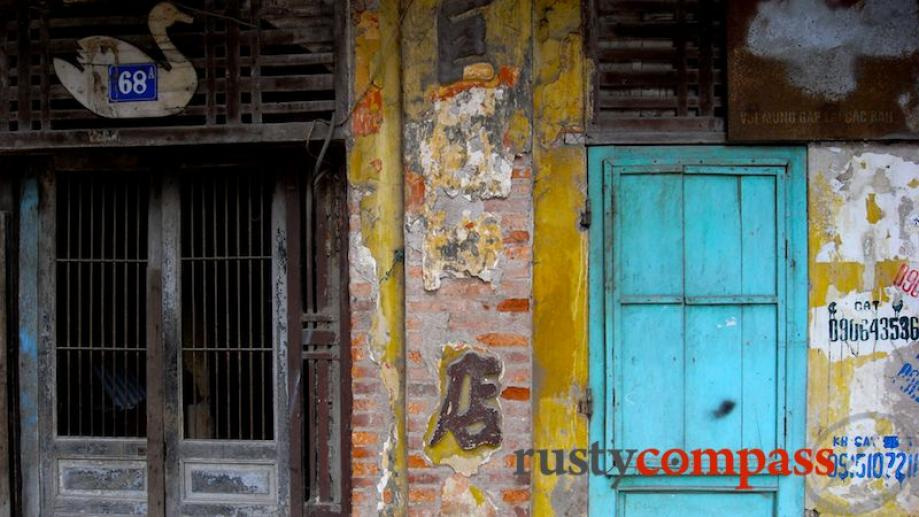 The old quarter once had a thriving Chinese community. Many left...