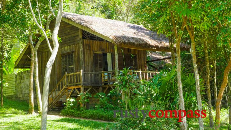 Wooden bungalow -Mango Bay Resort, Phu Quoc Island