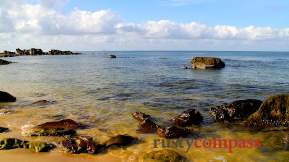Phu Quoc Island. Around Long Beach