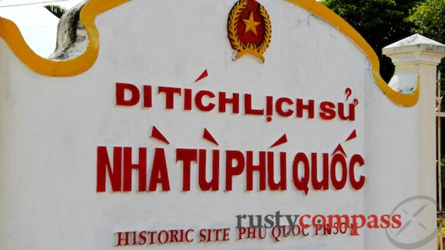 Like the infamous Con Dao island, Phu Quoc was used...